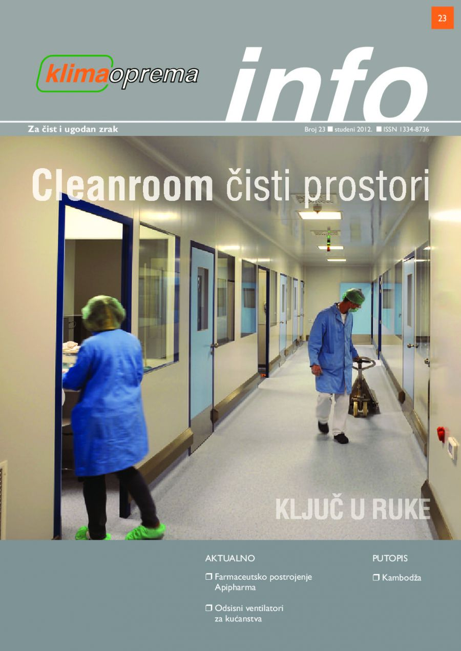 CLEANROOMS 23